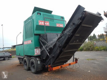 Trituración, reciclaje trituradora Jenz AZ 660 D
