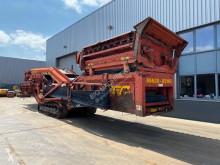 Trituración, reciclaje Extec S5 triturador de basura usado