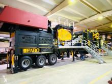 Trituración, reciclaje Fabo FULLSTAR-90 Unité de concassage et de criblage mobile pierre dure trituradora nuevo