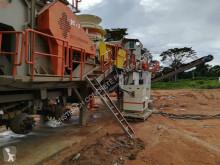 Trituración, reciclaje trituradora Constmach Usine de Concassage Mobile d'une Capacité de 150 TPH