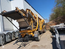Breken, recyclen Backers STERNSIEB 3-MB tweedehands zeefmachines