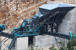 Constmach Brechanlage Primary Impact Crusher
