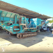 Britadeira, reciclagem Terex Pegson XH 250 trituração usado