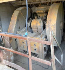 Concasseur Weserhütte 1200 x 950 mm -Primary crusher system