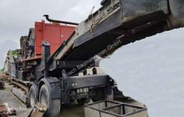 Drvenie, recyklácia SBM Remax 1048 drvič ojazdený
