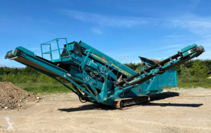 Terex chieftain 600 crible occasion