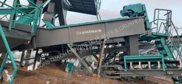 Drvenie, recyklácia Práčka piesku Constmach Screw Washer (Spiral Sand Washing)