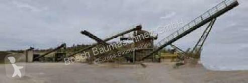 Ratzinger gravel processing plant / Kieswerk crible occasion