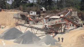 Drtič Constmach Stationary Crushing and Screening Plant