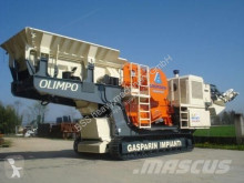 Concasseur Gasparin Backenbrecher GI118C Olimpo