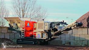 Concasare, reciclare Gasparin Backenbrecher GI107CV Vesuvio concasare nou