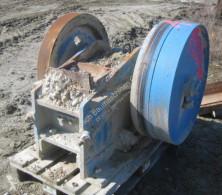 Trituración, reciclaje trituradora usado