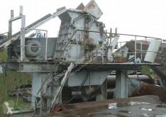 Britadeira, reciclagem SBM trituração usado