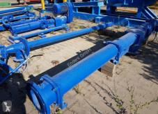 Concasare, reciclare Netzsch Exzenterschneckenpumpen platformă transport maşini second-hand