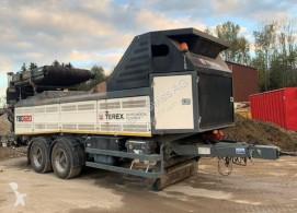Trituración, reciclaje TBG 620 trituradora usado