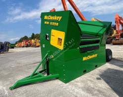 Trituración, reciclaje McCloskey mini sizer cribadora usado