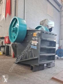 Constmach Primary Impact Crusher - Capacity 35-350t/h, CE & ISO neue Brechanlage