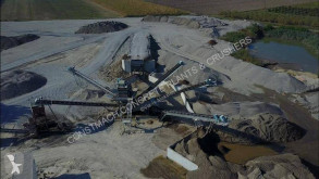 Constmach Rad-Sandwäscher Stationary Sand Screening and Washing Plant Systems