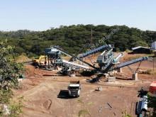 Britadeira, reciclagem trituração Constmach Usine de concassage de pierre stationnaire d'une capacité de 250 tonnes