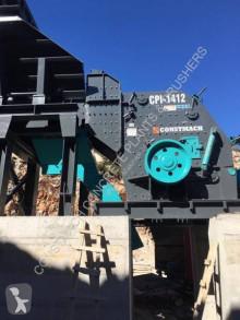 Britadeira, reciclagem Constmach Concasseur à percussion primaire - Capacité 35-350t/h, CE & ISO trituração novo