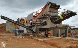 Дробильная установка Constmach Usine de concasseur mobile d'une capacité de 300 tonnes