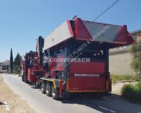 Trituración, reciclaje Constmach Usine mobile de concassage de calcaire | Conception réussie trituradora nuevo