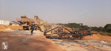 Дробильная установка Constmach Double Chassis 60-80 TPH Mobile Crusher Plant