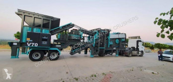 Concasare, reciclare Constmach V-70 Mobile Sand Making Plant - Fully Automatic Sand Making concasare nou