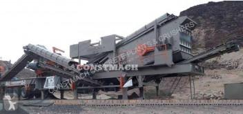 Concasare, reciclare Constmach Concassage mobile JS-2 150 TPH - Calcaire, Riverstone, Dolomite concasare nou