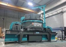 Britadeira, reciclagem Constmach Vertical Shaft Impact Crusher - Sand Making Machine trituração acidentado