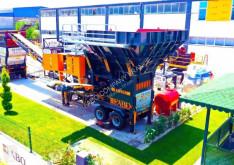 Trituración, reciclaje trituradora Fabo CONCASSEUR À MÂCHOIRES MOBILE FABO MJK-90 100-200 TPH DISPONIBLE EN STOCK