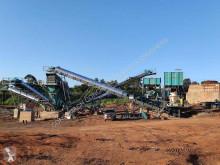 Constmach 250 Ton Capacity Stationary Stone Crushing Plant stenkross ny