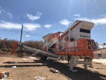 Constmach SW Series Mobile Screening And Washing Plants Roue laveuse/laveur de sable neuf