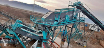 Constmach 1.6 X 5 Meters Vibrating Screen – 150 Tph Capacity stenkross ny
