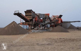 Constmach crusher Mobile Jaw Crusher Plant - 300 TPH CAPACITY