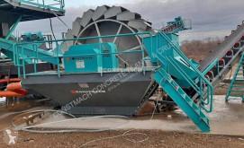 Hjul för sandtvätt Constmach Laveuse de sable à godet de machine à laver le sable de type roue