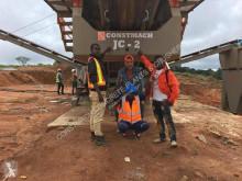 Trituración, reciclaje Constmach Usine de concasseur mobile d'une capacité de 300 tonnes trituradora nuevo