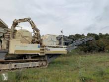 Metso Lokotrack LT 106 used crusher