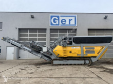 Rubble Master RM 100 used crusher