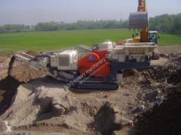 Trituración, reciclaje trituradora Gasparin Backenbrecher GI107C VESUVIO