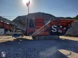 Trituración, reciclaje triturador de basura SBM Brechanlage Remax S200