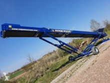 Edge conveyor crushing, recycling MS 50