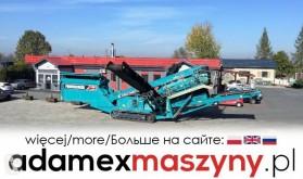 Voir les photos Concassage, recyclage TBU TB 84 2-deck mobile wheeled screener