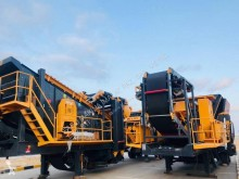 Voir les photos Concassage, recyclage Fabo  mck-90 usine de concassage et criblage mobile toutes types de pierre durs| crushing screening plant mobile for hard stone
