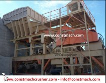 Voir les photos Concassage, recyclage Constmach JAW CRUSHER - 1100 x 850 mm