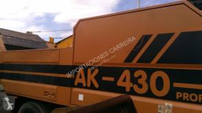se bilderna Krossning, återvinning Doppstadt AK 430