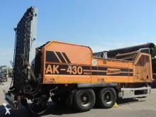 Vedeţi fotografiile Concasare, reciclare Doppstadt AK430 profi Rębak , Młotkowy, wysokoobrotowy 01.2011r