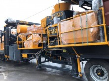 Ver as fotos Britadeira, reciclagem Fabo  MVSI 900 MOBILE VERTICAL SHAFT IMPACT CRUSHING SCREENING PLANT