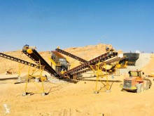 Ver as fotos Britadeira, reciclagem Fabo  STATIONARY TYPE 400-500 T/H CRUSHING & SCREENING PLANT**TYPE FIXE 400-500 TPH INSTALLATION DE CONCASSAGE ET DE CRIBLAGE