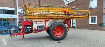 pulverização Agrifac GS 4242